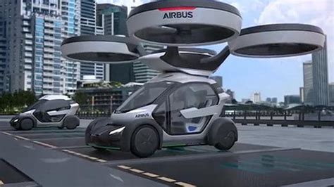 flying cars   finally  future  travel