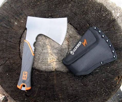 grylls axe buy gerber grylls survival hatchet axe at blade master