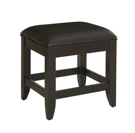 vanity bench home styles bedford black vanity bench by oj commerce 5531