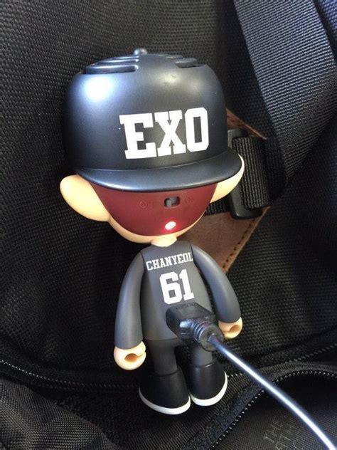 exo bluetooth speaker figure kpopmerchandiseworld