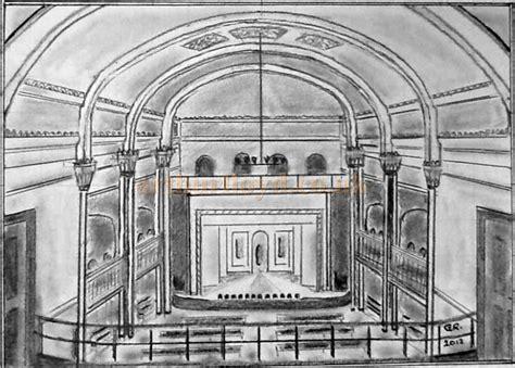 st george bank auditorium floor llandudno theatres