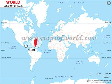 location of america in world map where is belize location of belize