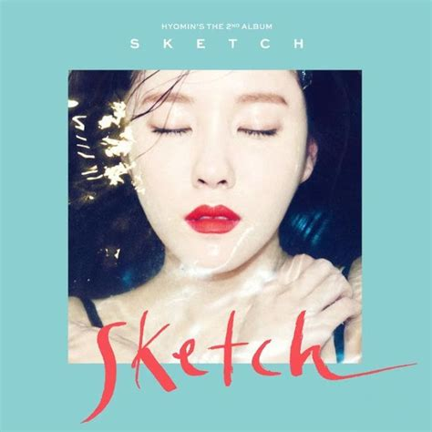sketch second album preorder t ara hyomin s 2nd mini album sketch t ara world