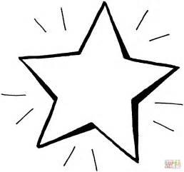 starry coloring page disegno di stella che brilla da colorare disegni da