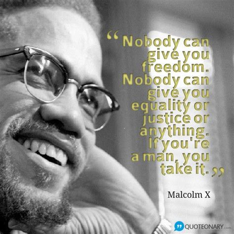 Malcolm X Quotes Malcolm X Inspirational Quotes Quotesgram