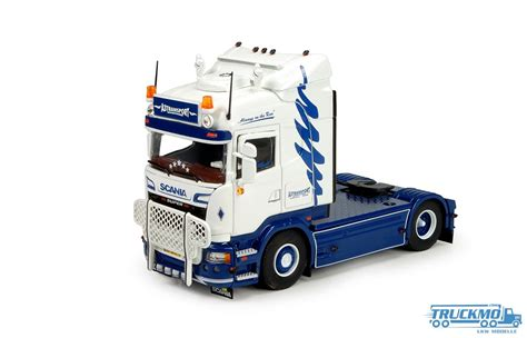 Jual Diecast Truck Scania by Tekno A3 Transport Scania R Streamline Highline 71599
