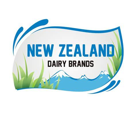 design a logo nz serious modern logo design for new zealand dairy brands