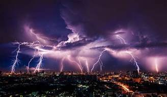Electric Field Lightning Strike Car Bangladesh Lightning Storms Leave 64 Dead In Just 48 Hours