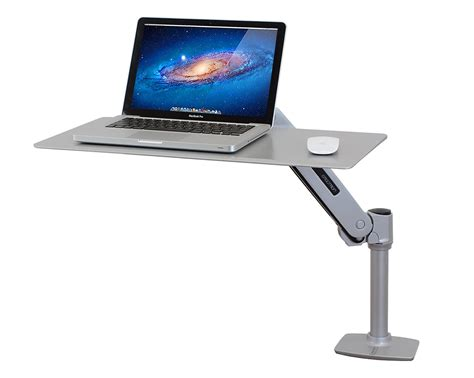 computer mount for desk laptop stand for desk computer desk adjustable keyboard