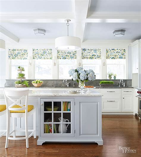 tips   cottage style kitchen  homes gardens