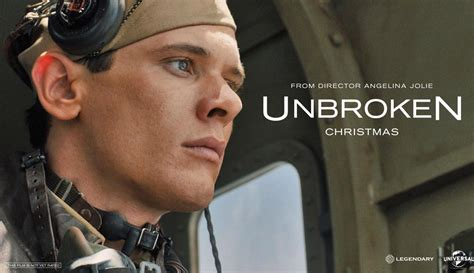 Film Unbroken | catholic media review movie review unbroken pg13