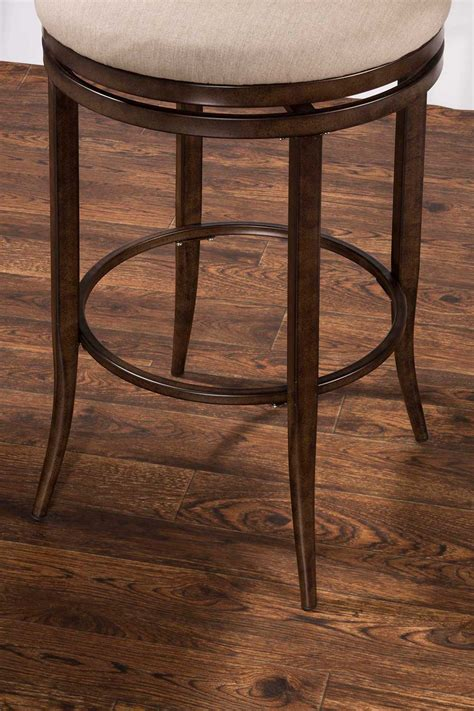 Rubbed Bronze Bar Stools by Hillsdale Wayborn Indoor Outdoor Swivel Bar Stool Rubbed