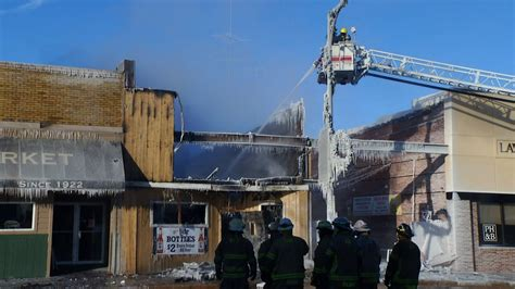 dog house bar police janesville bar destroyed in fire 171 wcco cbs minnesota