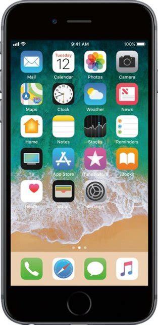 boost mobile apple iphone    gb memory prepaid