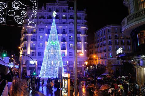 imagenes navidad madrid 2017 se encienden las luces de navidad ayuntamiento de madrid