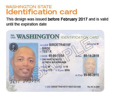 Ferguson License Office by State Id Washington Washington State Driver S License Cost