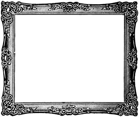 frame clipart free vintage frame clip image oh so nifty vintage