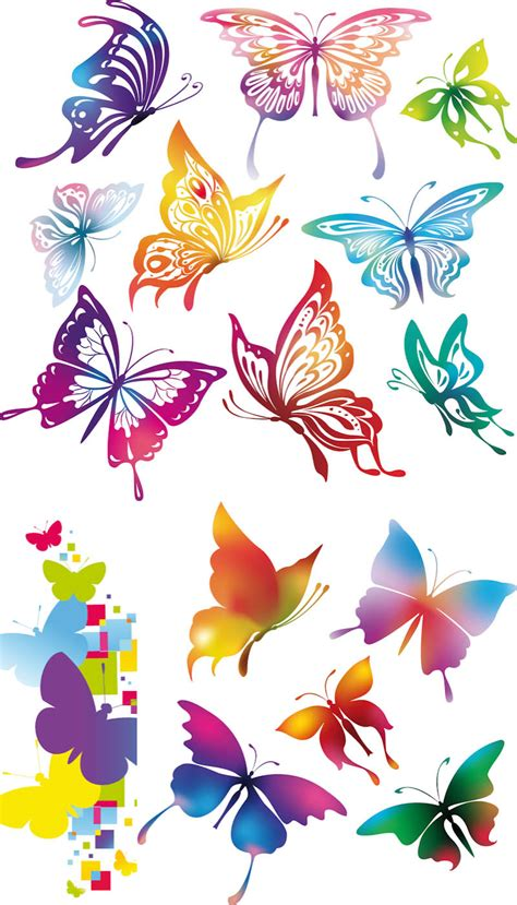 free vector graphics clipart butterflies vector graphics page 2