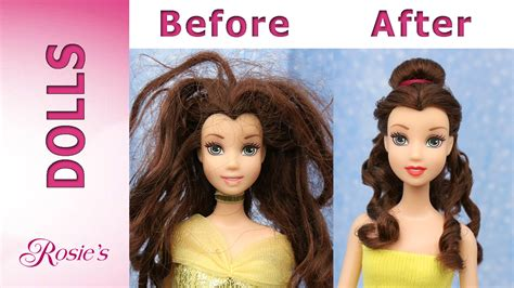 Makeup Makeover And The Beast and the beast s makeover part 1 hair repair doovi