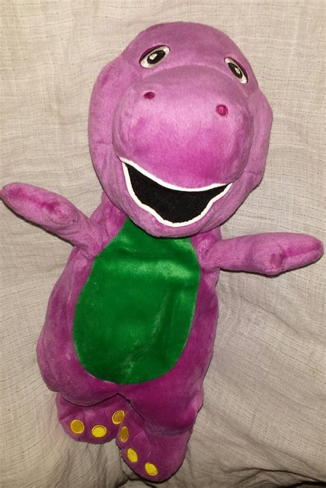 barney and the backyard gang doll 100 barney and the backyard gang doll barney u0027s magical gogo papa