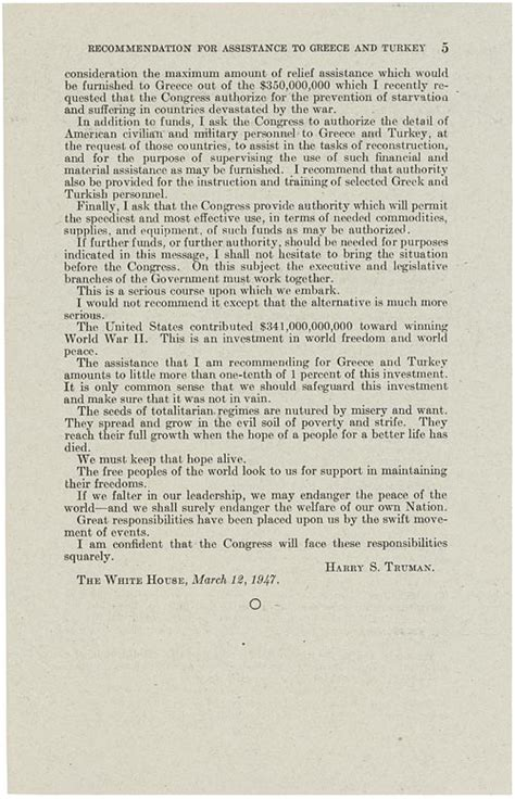 Doctrine Document
