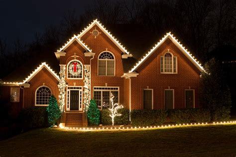 christmas lights in tennessee residential christmas light installations nashville