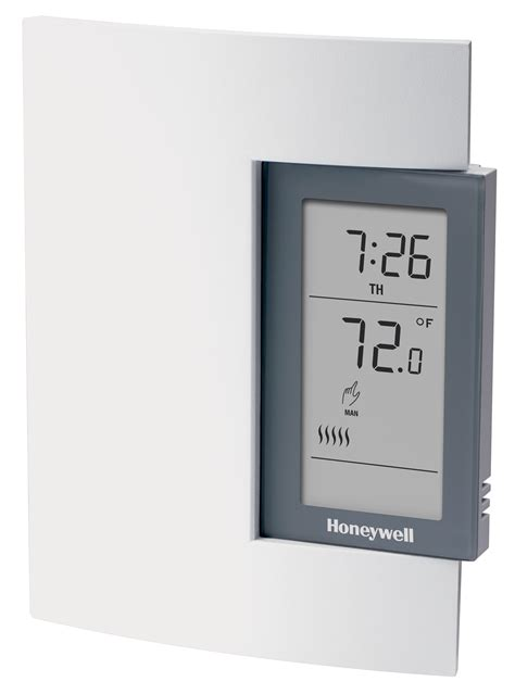hydronic heat thermostats tl8100 honeywell