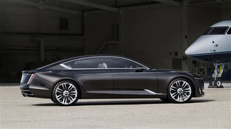 cadillac escala cadillac introduces escala concept