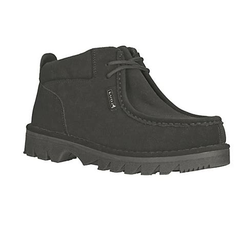 mens fringe boots lugz fringe mens casual boot shiekh shoes