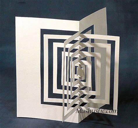 Kirigami Origami - kirigami templates stuff kirigami