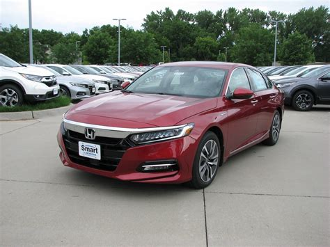 2019 Honda Accord Hybrid by New 2019 Honda Accord Hybrid Touring 4dr Car In Des Moines