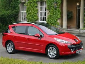 Peugeot 207 Station Wagon Peugeot 207 Sw 2007 2008 2009 2010 2011 2012