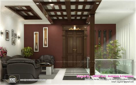 kerala home interior design photos middle class home