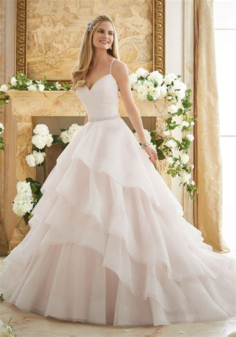 Style Wedding Dresses by Elaborately Beaded Gown Wedding Dress Style