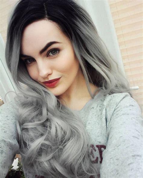 hairstyles colours hair color ideas for gray hair 2017 2018 fashion nigeria