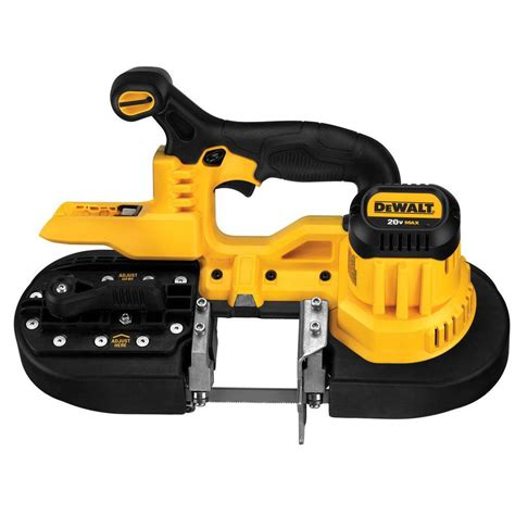 dewalt 20 volt max lithium ion cordless band saw tool