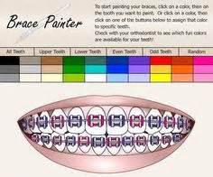 color wheel braces brace color wheel on