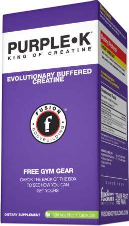 purple k creatine purple k by fusion bodybuilding at bodybuilding best
