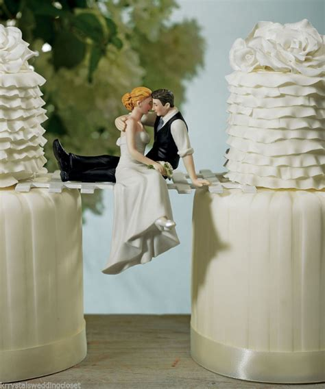 Unique Wedding Cake Toppers by 31 Creative Wedding Cake Design To Inspire You For Your