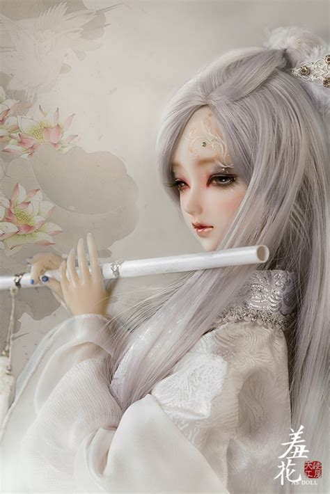 16cm jointed doll yang yuhuan dl316011