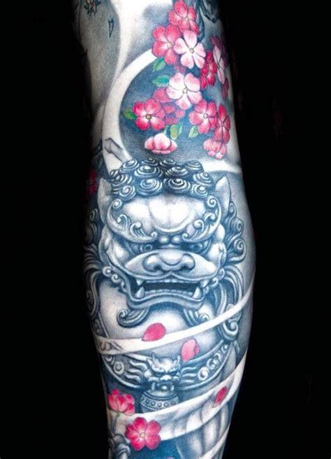 foo dog quotes amp tattoos pinterest foo dog flower