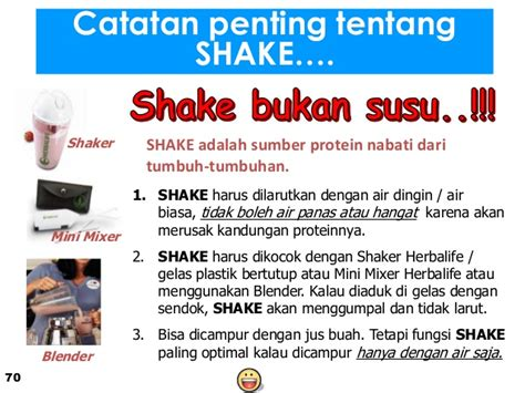 Shake Herbalife Penggemuk Badan nutrisi herbalife di indonesia