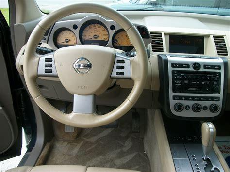 2005 Nissan Murano Interior by 2005 Nissan Murano Interior Pictures Cargurus