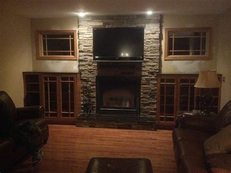fireplace facelift traditional living room metro fab fabrication artistry building