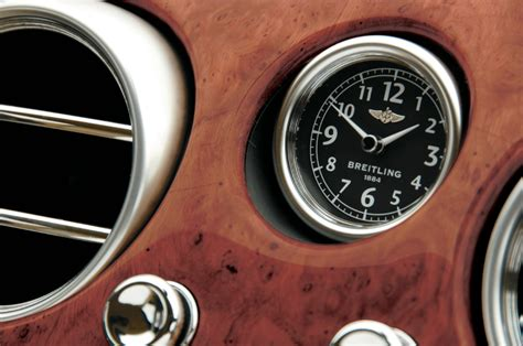 bentley breitling clock the breitling 187 2008 bentley continental gt