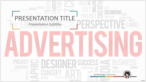 powerpoint templates for advertising agency free advertising ppt 69032 sagefox powerpoint templates