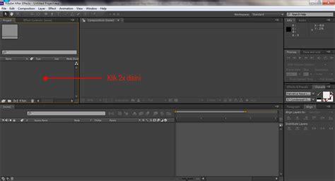 tutorial belajar desain grafis tutorial aftereffect cara cepat membuat effect stop