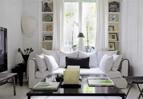 superb all white living room ideas greenvirals style