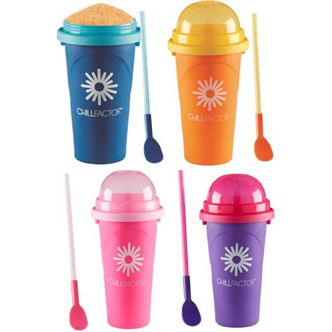 Chill Factor chillfactor slushy maker tutti fruity choice of colours one supplied new ebay