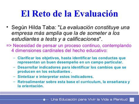 Modelo Curricular Segun Hilda Taba Modelos De Planificacion Curricular